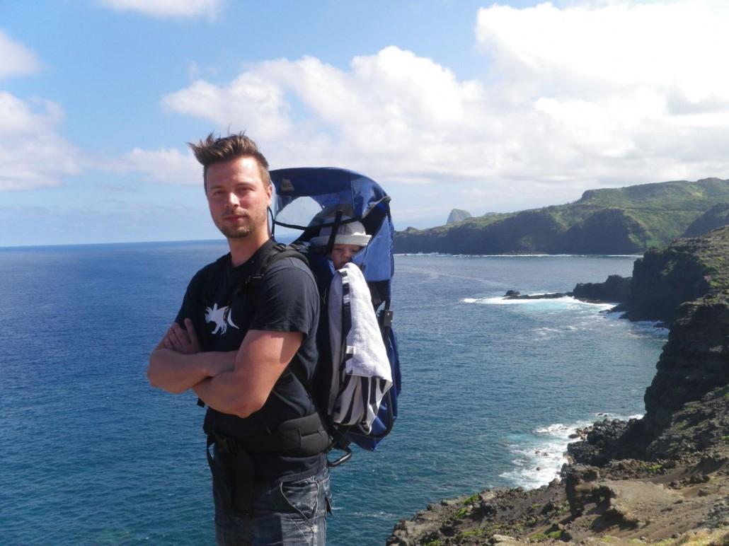 Lahaina et la portion ouest de Maui
